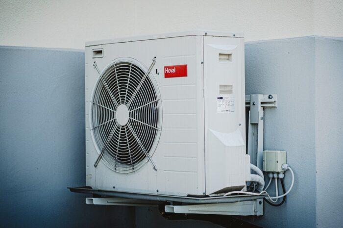Klimatizace je dostupnou součástí domácnosti