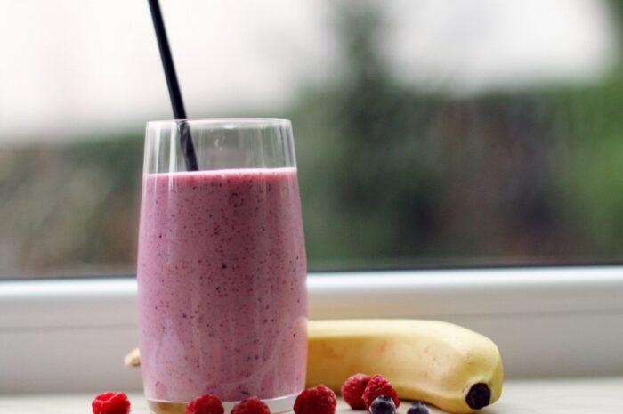 Smoothie je nápoj plný přínosných vitamínů