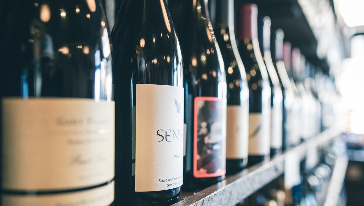 Vína, které bez sebemenšího problému pojme domácí vinotéka.